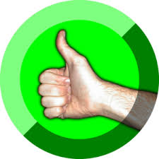 skin tag removal products thumb up