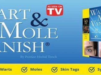 wart and mole vanish