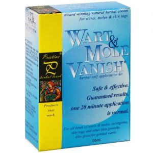 wart and mole vanish product
