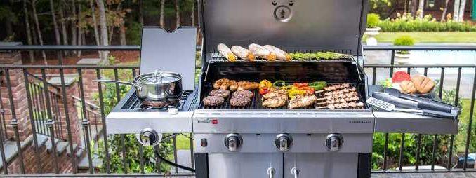 Best outdoor Grills Under 300