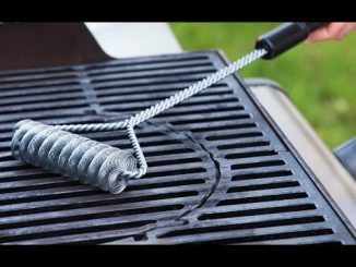 how to clean outdoor grill