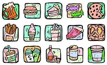 unhealthy food decreases hgh