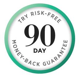 90-day guarantee