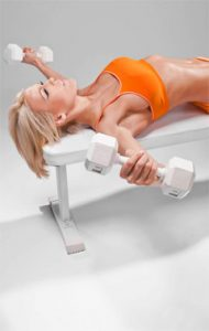 exercise for breast enlargement