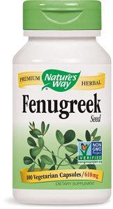 fenugreek for breast growth