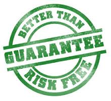 guarantee risk free