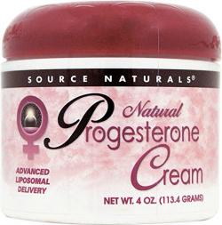 natural progesterone breast growth cream