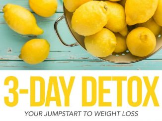 Jumpstart Weight Loss 3 Day Diet Cleanse