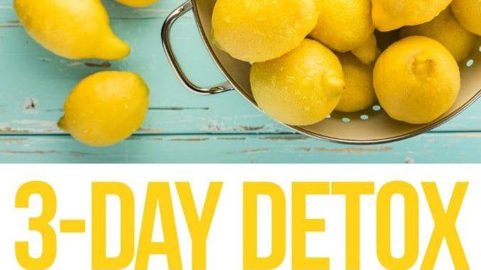 Jumpstart Weight Loss 3 Day Diet Cleanse