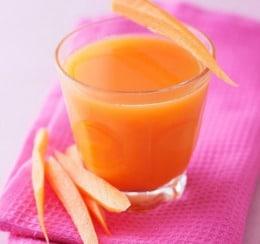 carrot detox drink