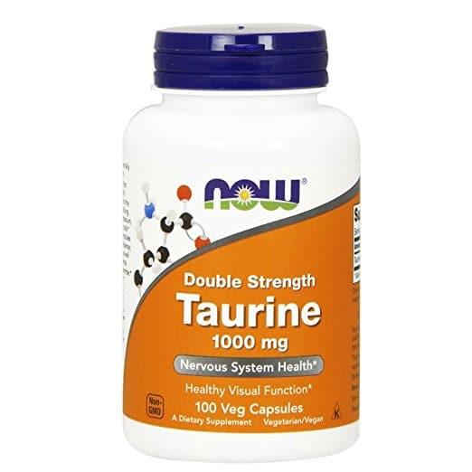 taurine for mood