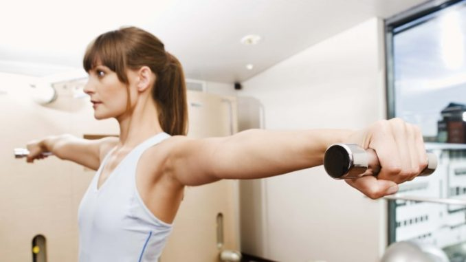 Exercises to Increase Breast Size Fast