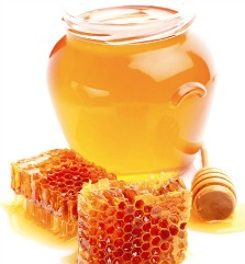 honey for waxing
