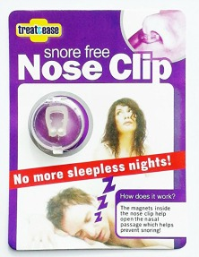 nose clips for snoring