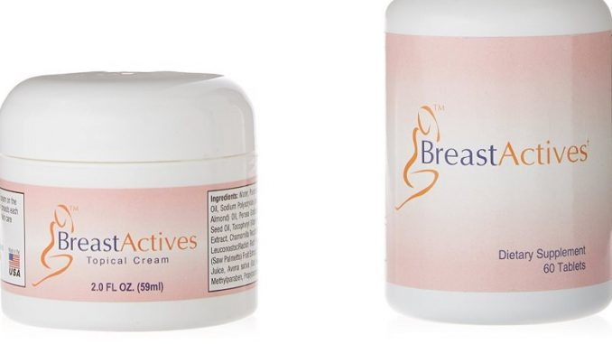 Breast Actives System Review