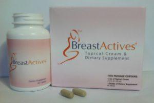 breast actives pills