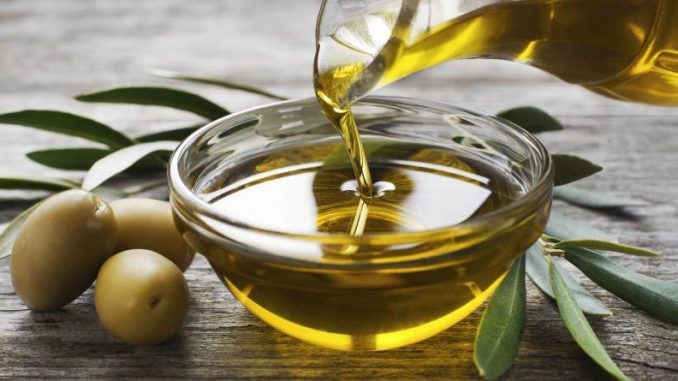 how to massage breast with olive oil