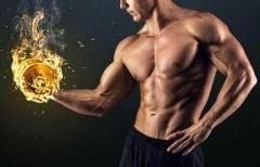 determination to burn calories
