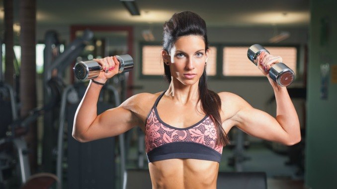 Benefits Of Lifting Weights For Females