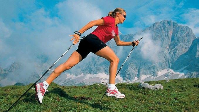 Does nordic walking actually work