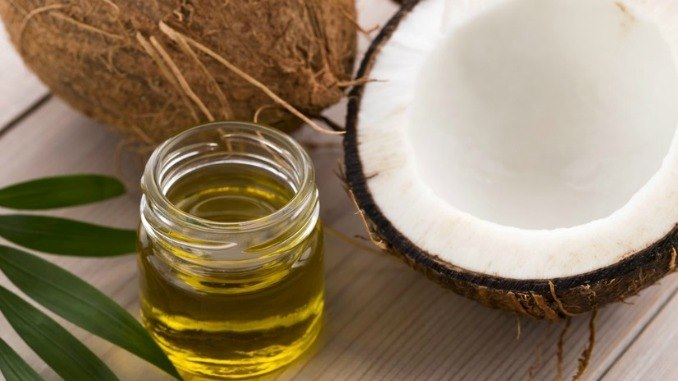 How does coconut oil help you lose Weight