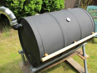 How To Make A Homemade Bbq Grill