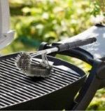 electric grill cleaning