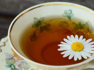 Healthy Chamomile Tea