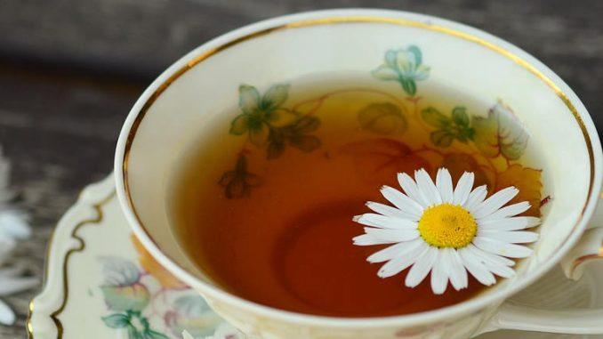 Healthy Chamomile Tea