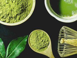 matcha vs green tea