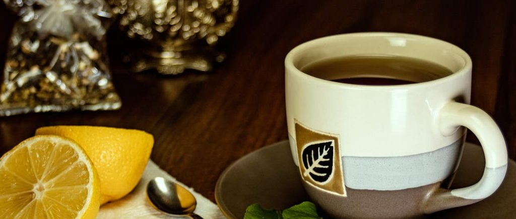 black tea with lemon for weight loss