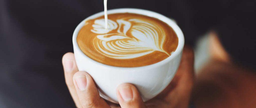 coffeine in coffee vs tea