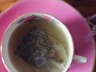 lavendel tea for nausea