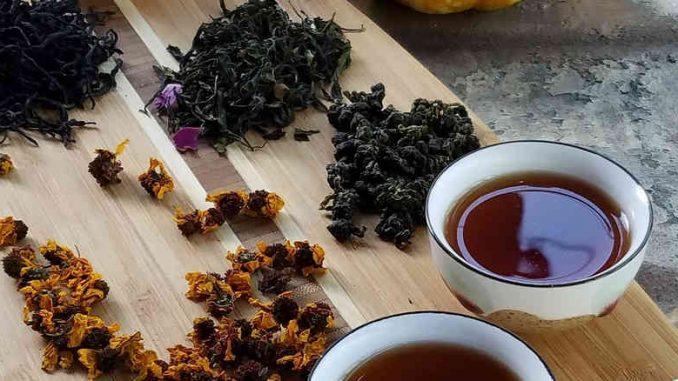 black tea for constipaton