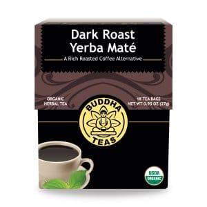 darkroast yerbamate tea