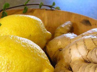ginger tea for gastritis