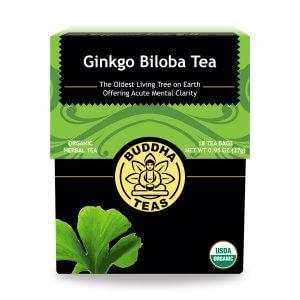 ginko biloba tea