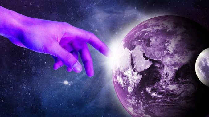 power of universe