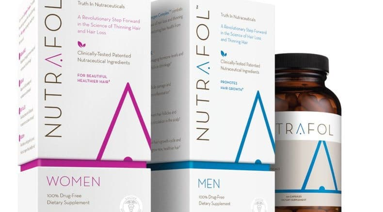 Nutrafol men and women capsule