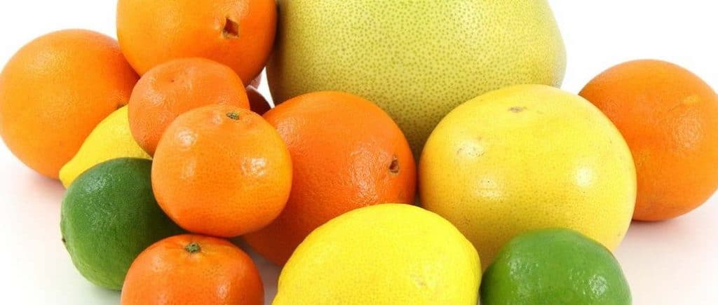 citrus vitamin c